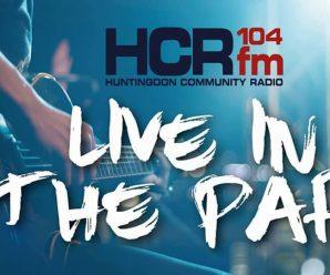 Live in the Park announces it's 2018 line up